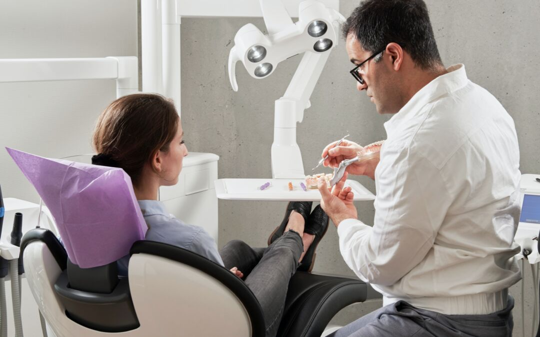 What To Look For When Choosing A Dentist